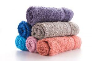 Dobry ręcznik zapewni Ci mnóstwo komfortu!